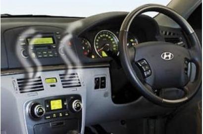 Các lưu ý về điều hòa trên ô tô